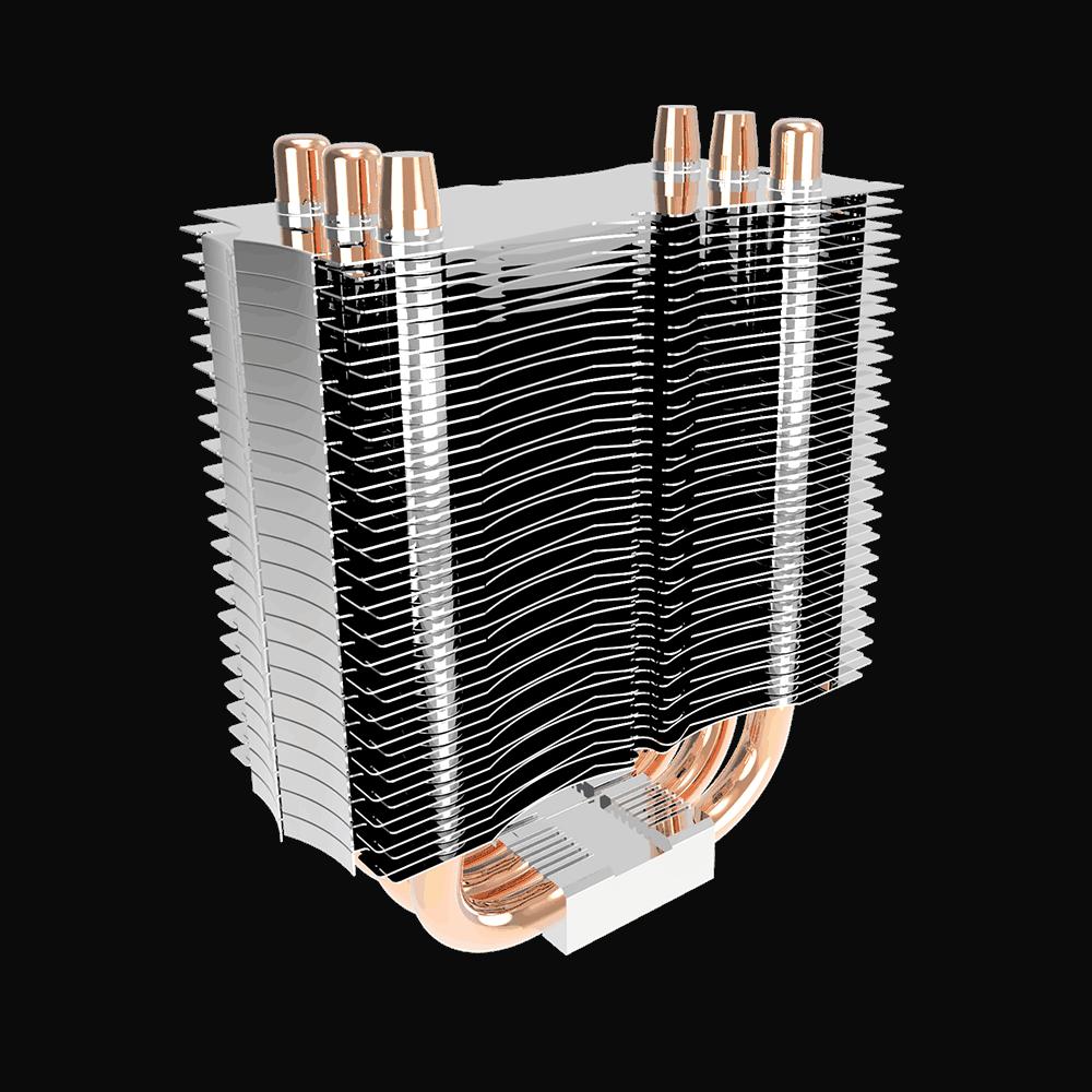 Công nghệ ống đồng tiếp xúc trực tiếpCPU